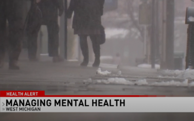Kalamazoo expert offers advice for coping with seasonal depression during COVID-19